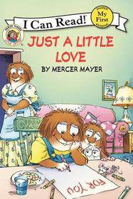 Icr Mfr Little Critter Just Little Love