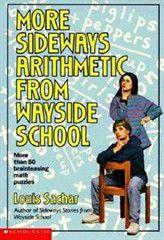 More Sideways Arithmetic from Wayside School
