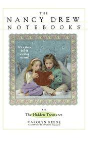 N/d Notebk 24 Hidden Treasures
