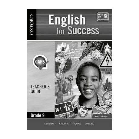 English for Success Home Language Grade 9 Teacher's Guide