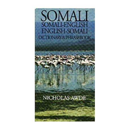 Somali-English//English-Somali Dictionary /& Phrasebook