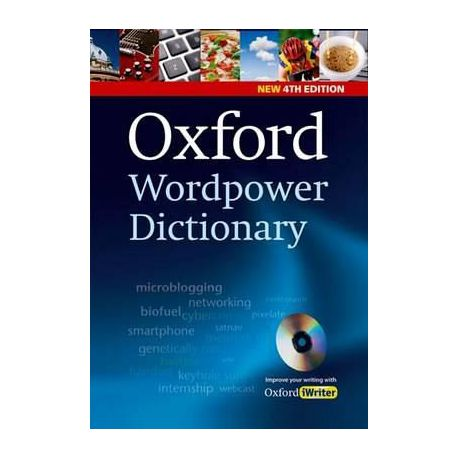 oxford wordpower dictionary  Oxford WordPower Dictionary [With CDROM] | Buy Online in South ...