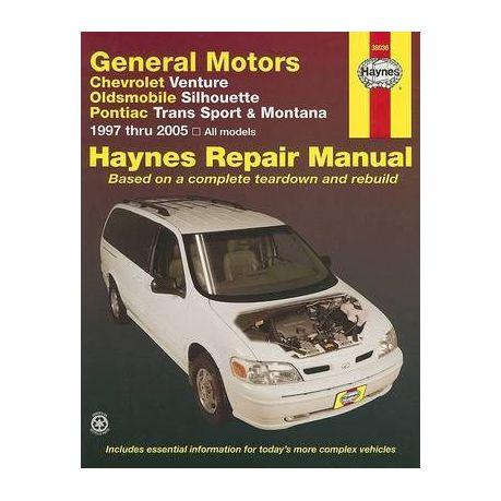 motors auto repair manual 1960