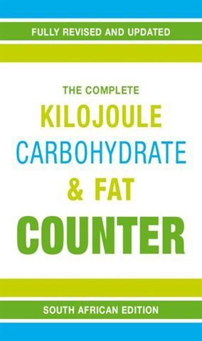 the complete kilojoule carbohydrate fat counter buy online in