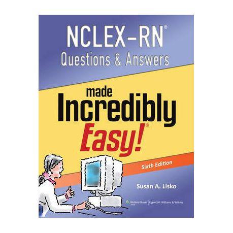 nclexrn maternalneonatal nursing made incredibly easy incredibly easy series