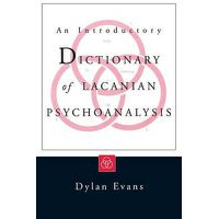 an introductory dictionary of lacanian psychoanalysis