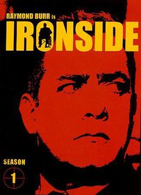Ironside:Season One - (Region 1 Import DVD)