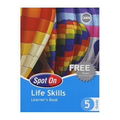 spot on life skills grade 5 learners book caps buy online in