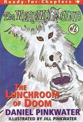 Werewolf Club 02 Lunchroom P/b