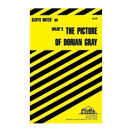 the picture of dorian gray notes
