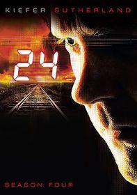 24 Season 4 - (Region 1 Import DVD)
