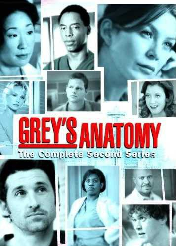 Grey\'s Anatomy Complete Season 2 (dvd) | Buy Online in South Africa ...