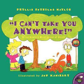Cant Take You Anywhere P/b
