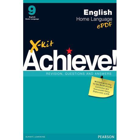 X-Kit Achieve! English Home Language : Grade 9 : Study Guide