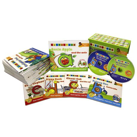 letterland my alphabet story collection buy online in south