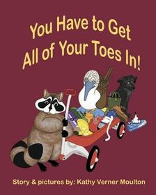 You Have to Get All of Your Toes In!