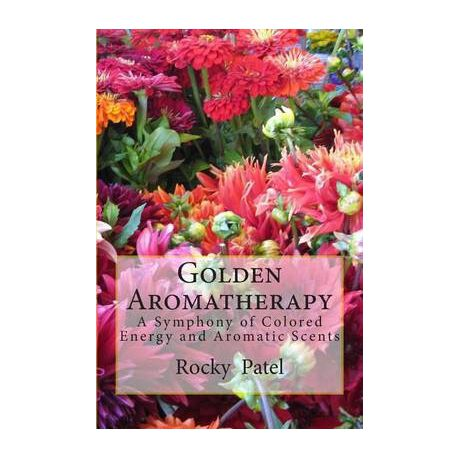 Golden Aromatherapy: A Symphony of Colored Energy and Aromatic Scents