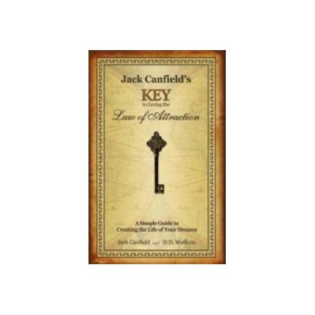 Jack Canfields Key To Living The Law Of Attraction Buy Online In