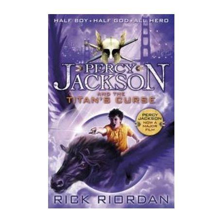 Percy Jackson The Titans Curse Ebook