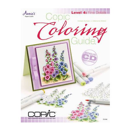 Copic Coloring Guide Level 4 | Buy Online in South Africa | takealot.com
