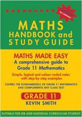 the maths grade 11 handbook and study guide buy online in south rh takealot com mathematics study guide grade 11 mathematics grade 11 study guide pdf