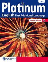 Platinum CAPS English First Additional Language Grade 10 Learner's Book
