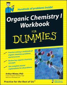 Organic Chemistry I Workbook for Dummies