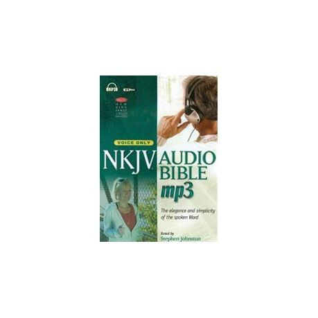 NKJV Audio Bible (Audio Bible)