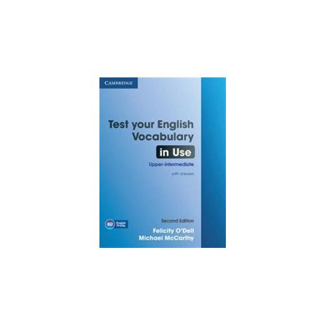 Test Your English Vocabulary in Use Upper-Intermediate Book with Answers