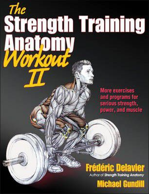 The Strength Training Anatomy Workout Ii   Buy Online in South ...