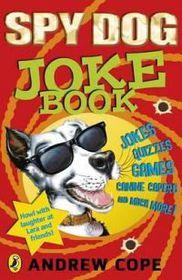 Spy Dog Joke Book