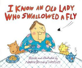 I Know Old Lady Swallow Fly