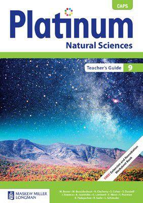 platinum natural sciences grade 9 teacher s guide caps buy online rh takealot com platinum natural science grade 9 teacher's guide platinum english grade 9 teacher's guide