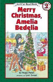 Icr2 Merry Christmas Amelia Bedelia