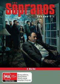 The Sopranos: Season 6 (Part 1) - (DVD)
