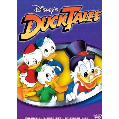 Ducktales : Vol. 1 Earth Quack (DVD)