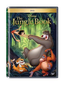 Walt Disney's The Jungle Book (DVD)