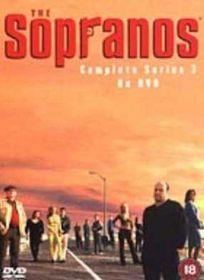The Sopranos- Season 3 - (DVD)