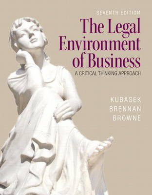 The Legal Environt Of Business | Buy Online in South Africa ...