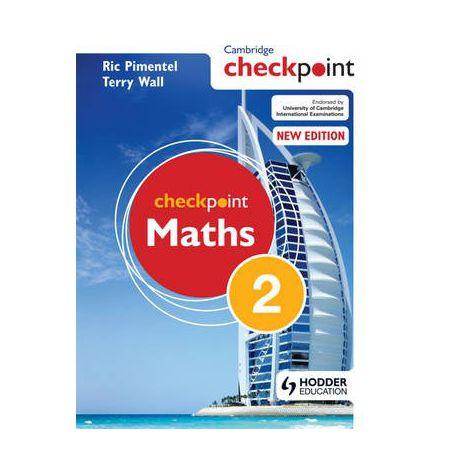 Checkpoint Maths Book 1