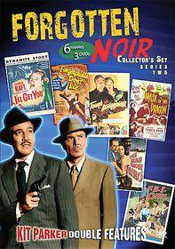 Forgotten Noir Collector's Set Vol 2 - (Region 1 Import DVD)