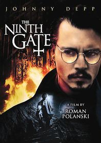Ninth Gate - (Region 1 Import DVD)