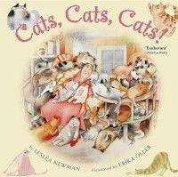 Cats Cats Cats P/b