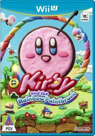 Kirby and the Rainbow Paintbrush (Wii U)