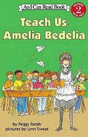 Icr2 Teach Us Amelia Bedelia