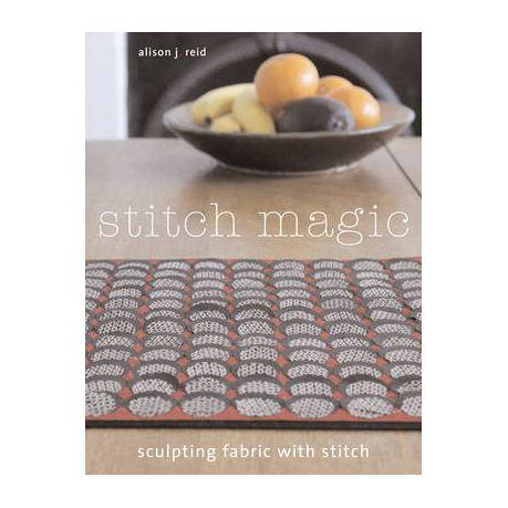 Stitch Magic Book