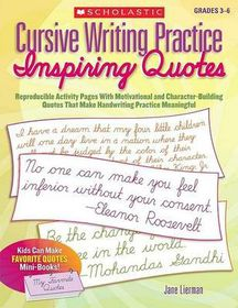 cursive writing practice inspiring quotes buy online in south