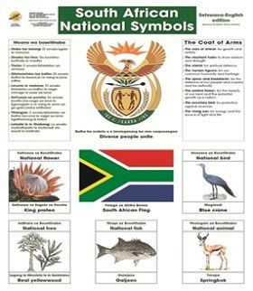 south africa symbols and meanings pictures to pin on