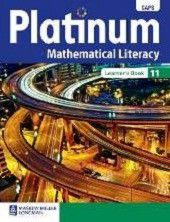 Platinum Mathematical Literacy Grade 11 Learner's Book CAPS