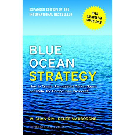 Blue Ocean Strategy Expanded Edition Buy Online In South Africa